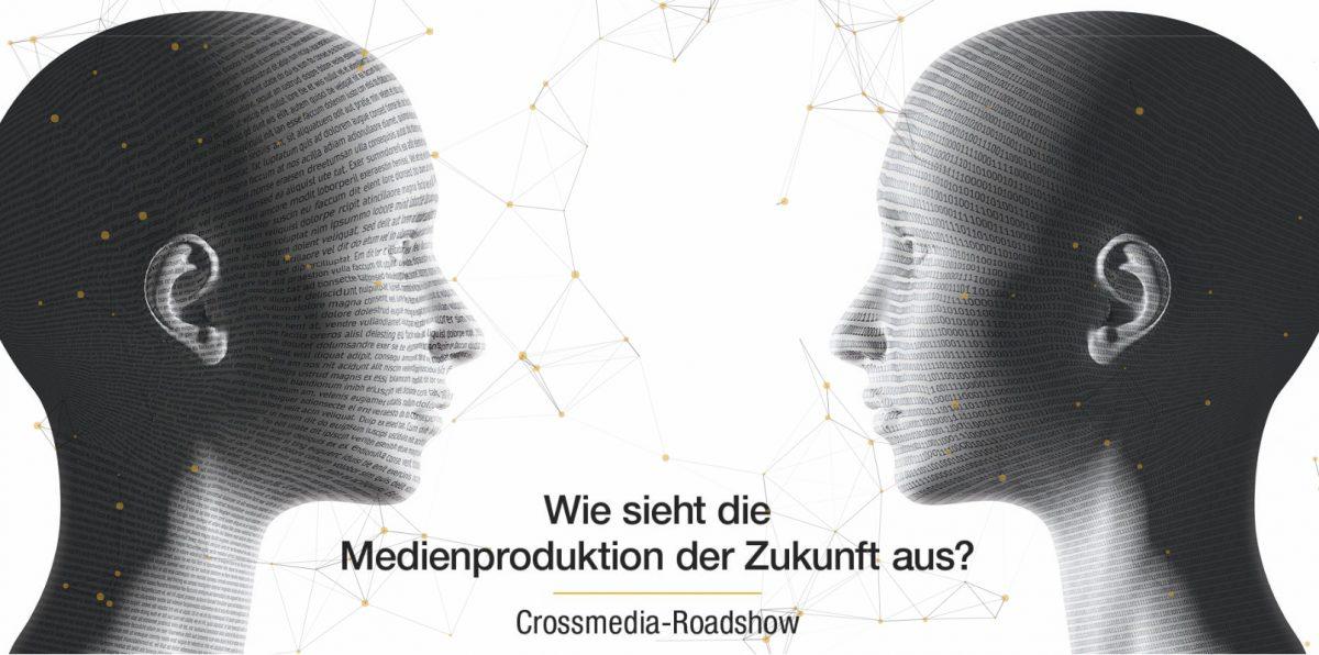 """Einladung Roadshow """"Medienproduktion der Zukunft"""""""